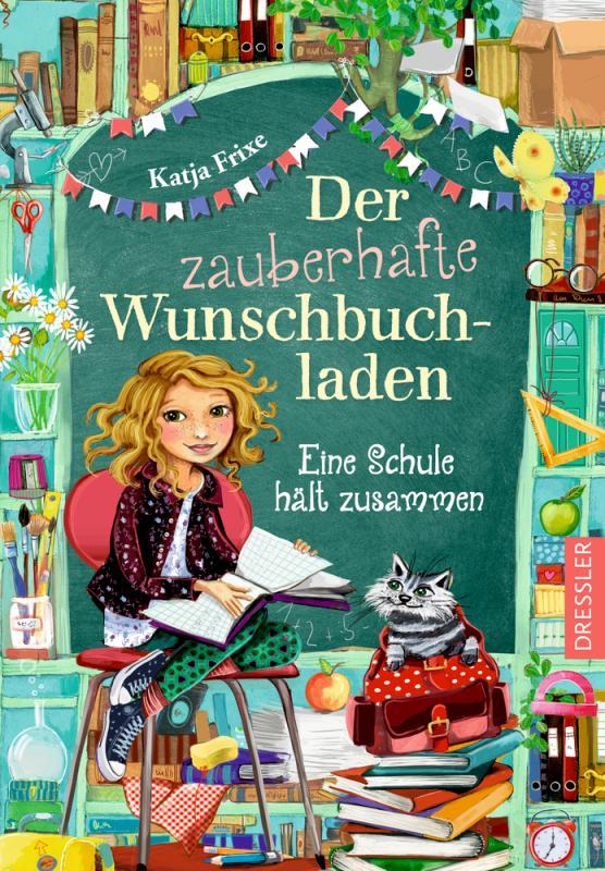 Cover-Bild Der zauberhafte Wunschbuchladen 6
