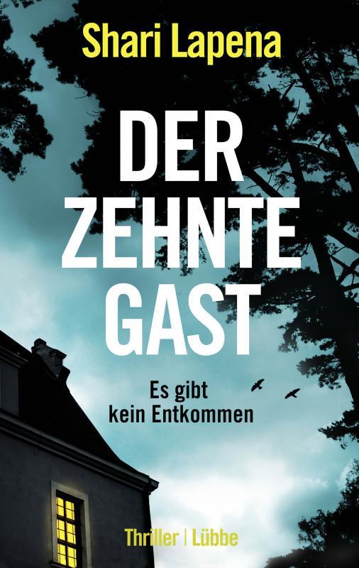 Cover-Bild Der zehnte Gast