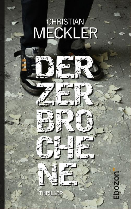 Cover-Bild Der Zerbrochene