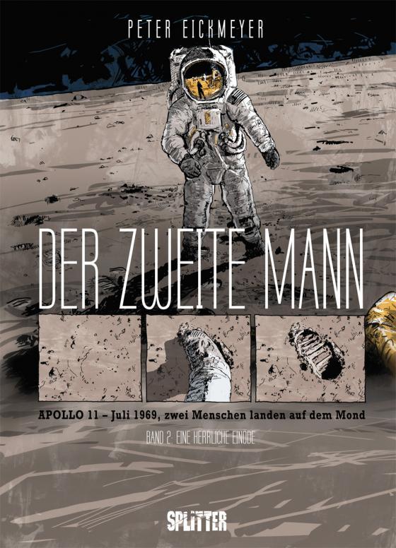 Cover-Bild Der zweite Mann. Band 2 (von 2)