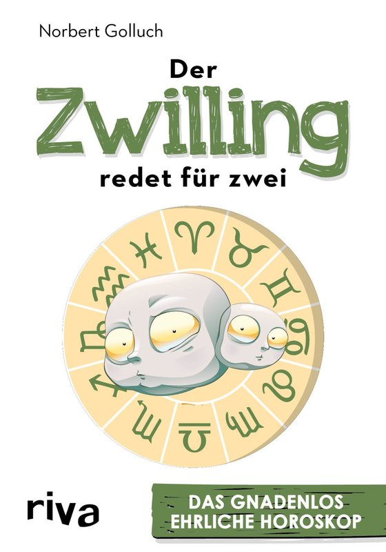 Cover-Bild Der Zwilling redet für zwei