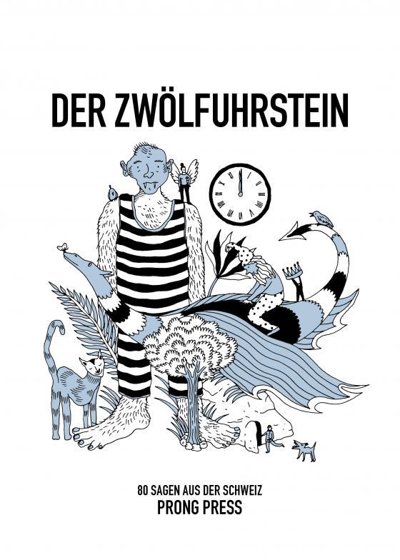 Cover-Bild Der Zwölfuhrstein