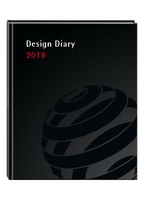 Cover-Bild Design Diary 2019