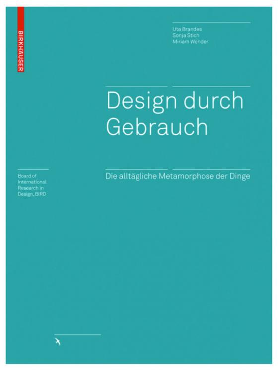 Cover-Bild Design durch Gebrauch