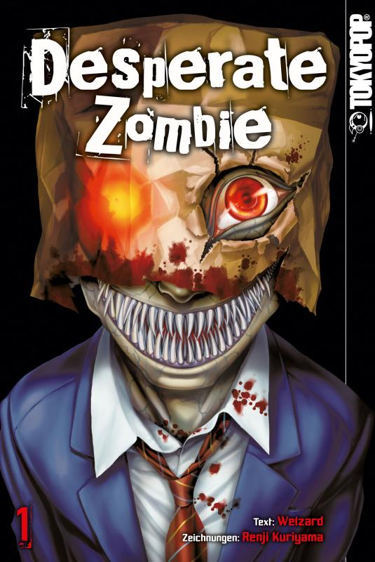 Cover-Bild Desperate Zombie 01