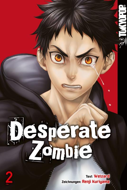 Cover-Bild Desperate Zombie 02
