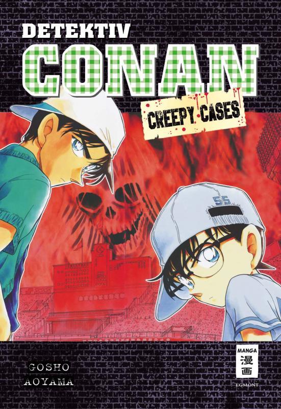 Cover-Bild Detektiv Conan - Creepy Cases
