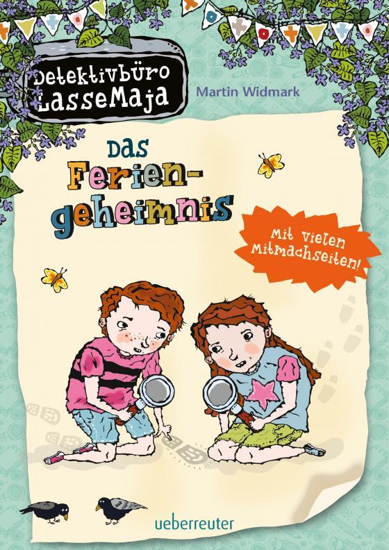Cover-Bild Detektivbüro LasseMaja - Das Feriengeheimnis