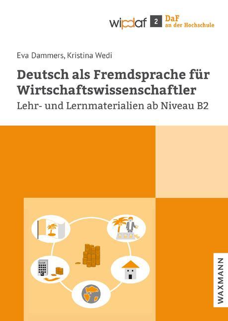 Cover-Bild Deutsch als Fremdsprache für Wirtschaftswissenschaftler