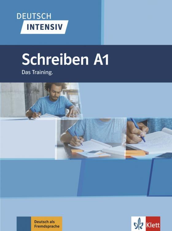 Cover-Bild Deutsch intensiv Schreiben A1