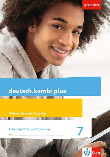 Cover-Bild deutsch.kombi plus 7. Differenzierende Allgemeine Ausgabe