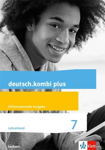 Cover-Bild deutsch.kombi plus 7. Differenzierende Ausgabe Sachsen
