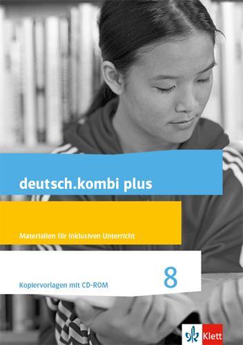 Cover-Bild deutsch.kombi plus 8. Differenzierende Allgemeine Ausgabe