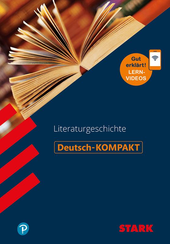 Cover-Bild Deutsch-KOMPAKT - Literaturgeschichte