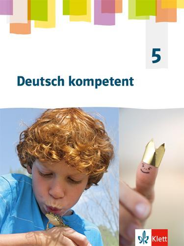 Cover-Bild Deutsch kompetent 5. Allgemeine Ausgabe Gymnasium