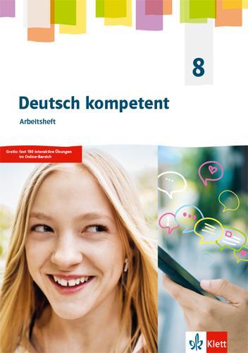 Cover-Bild Deutsch kompetent 8. Allgemeine Ausgabe Gymnasium