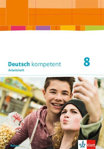 Cover-Bild Deutsch kompetent 8. Ausgabe Bayern