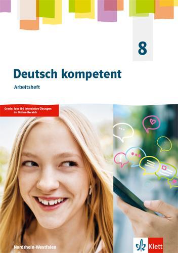 Cover-Bild Deutsch kompetent 8. Ausgabe Nordrhein-Westfalen Gymnasium (G9)