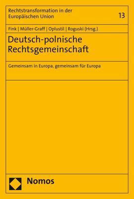 Cover-Bild Deutsch-polnische Rechtsgemeinschaft