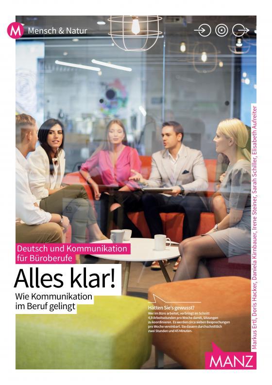 Cover-Bild Deutsch und Kommunikation für Büroberufe | Alles klar!