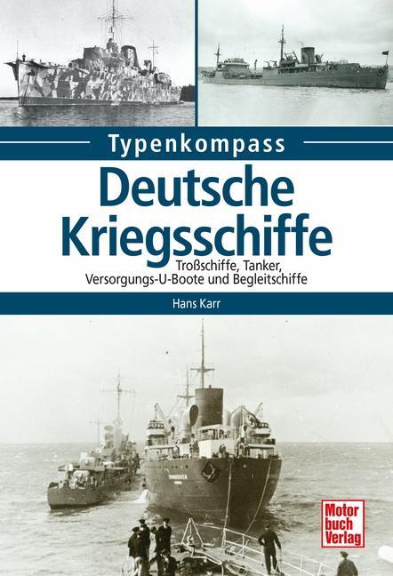 Cover-Bild Deutsche Kriegsschiffe