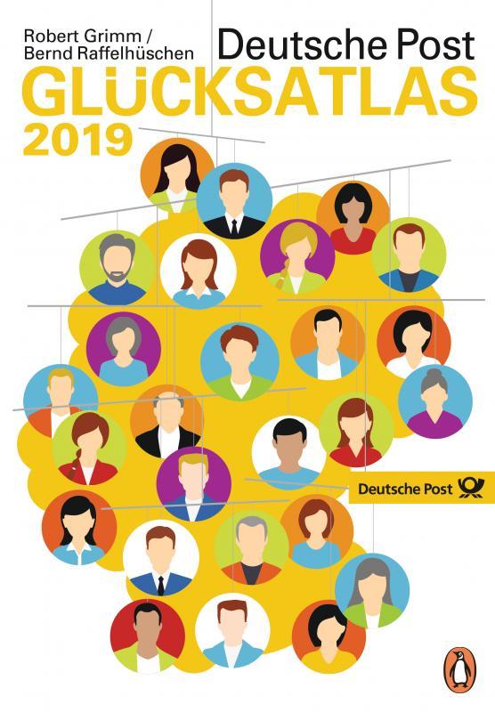 Cover-Bild Deutsche Post Glücksatlas 2019