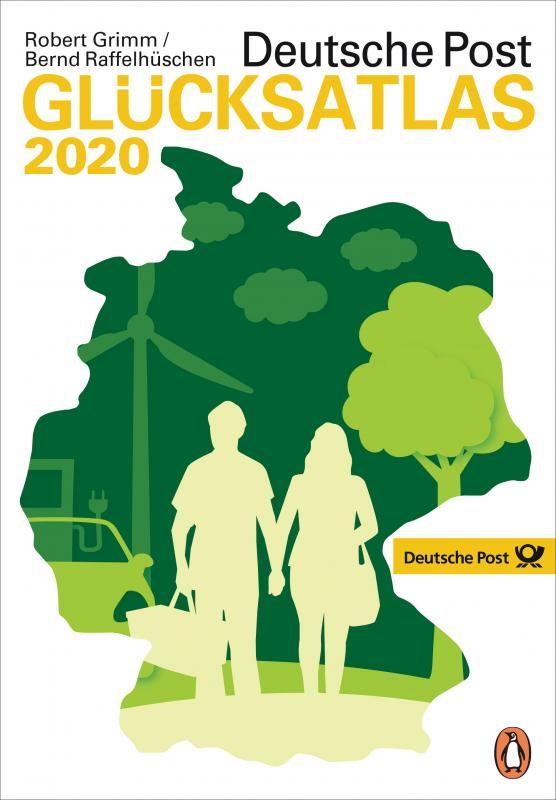 Cover-Bild Deutsche Post Glücksatlas 2020