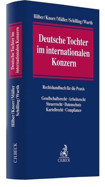 Cover-Bild Deutsche Tochter im internationalen Konzern