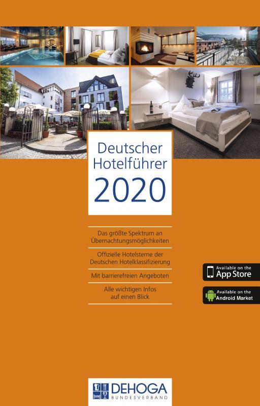 Cover-Bild Deutscher Hotelführer 2020
