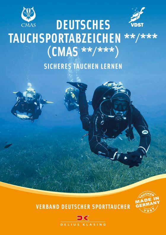 Cover-Bild Deutsches Tauchsportabzeichen** /*** (CMAS**/CMAS***)
