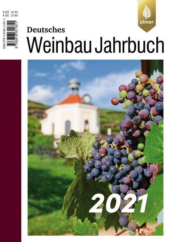 Cover-Bild Deutsches Weinbaujahrbuch 2021