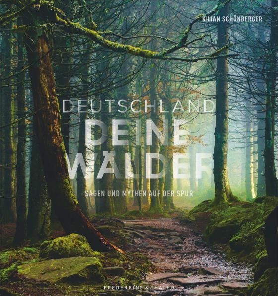 Cover-Bild Deutschland deine Wälder