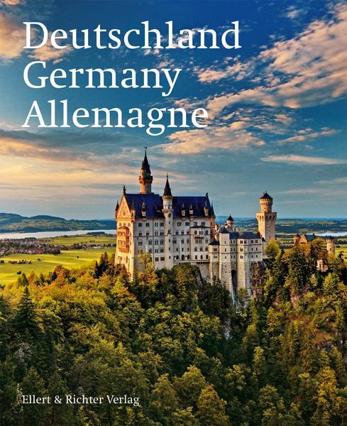 Cover-Bild Deutschland/Germany/Allemagne