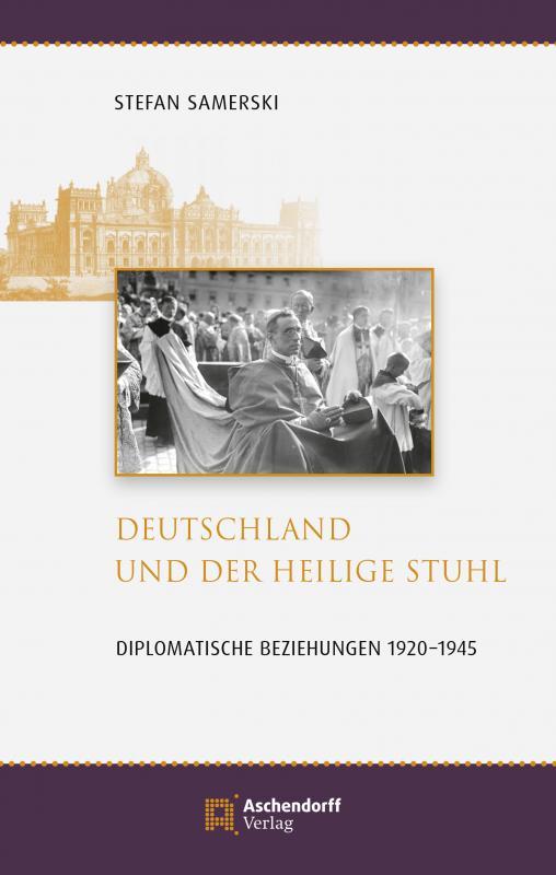 Cover-Bild Deutschland und der Heilige Stuhl