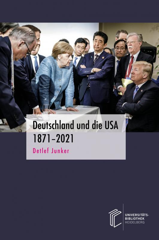 Cover-Bild Deutschland und die USA 1871–2021