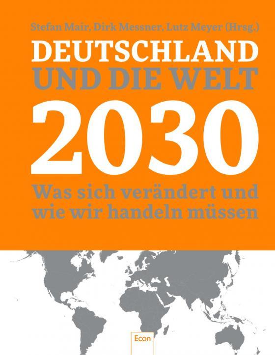 Cover-Bild Deutschland und die Welt 2030