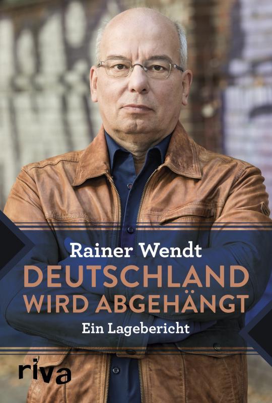 Cover-Bild Deutschland wird abgehängt