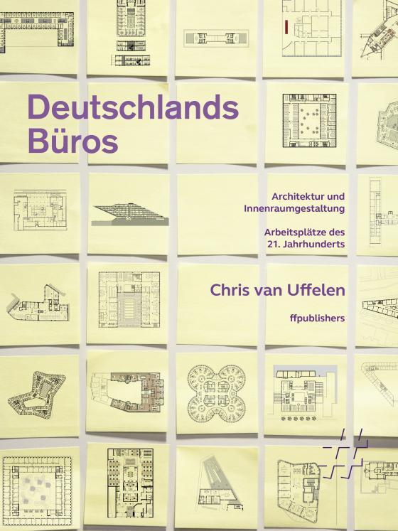 Cover-Bild Deutschlands Büros. Architektur und Innenraumgestaltung, E-Book mit analogem Umschlag