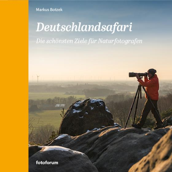 Cover-Bild Deutschlandsafari
