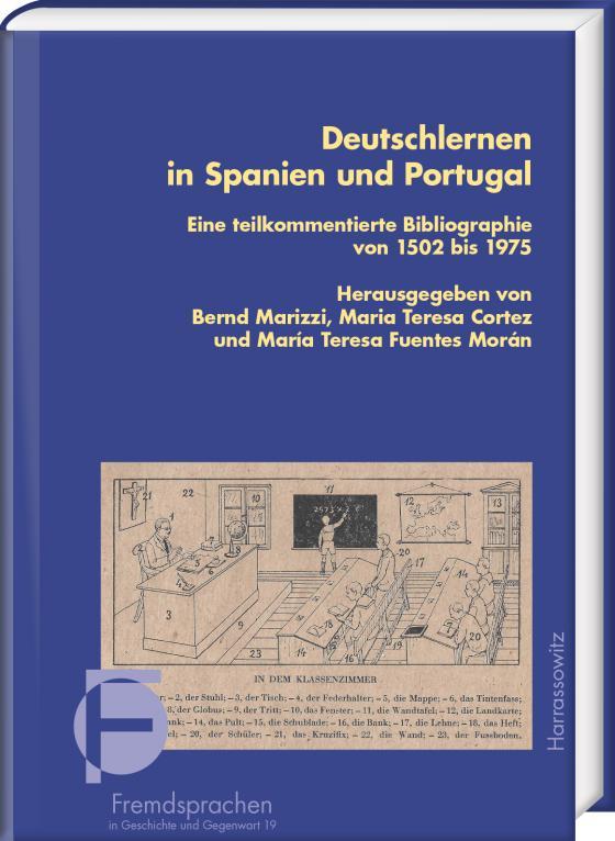 Cover-Bild Deutschlernen in Spanien und Portugal