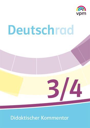 Cover-Bild Deutschrad 3/4