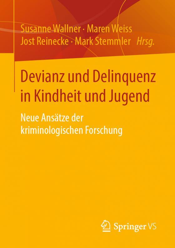 Cover-Bild Devianz und Delinquenz in Kindheit und Jugend