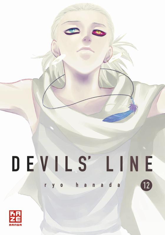 Cover-Bild Devils' Line – Band 12
