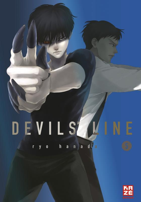 Cover-Bild Devils' Line – Band 5