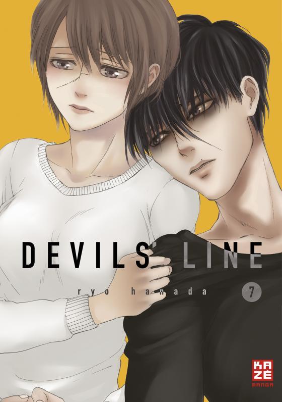 Cover-Bild Devils' Line – Band 7