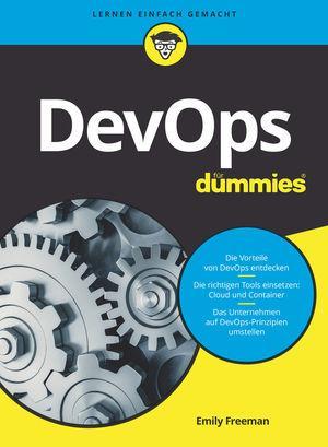 Cover-Bild DevOps für Dummies