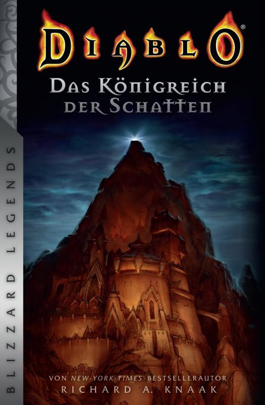 Cover-Bild Diablo: Das Königreich der Schatten