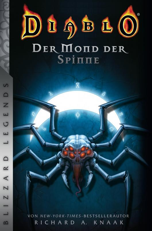 Cover-Bild Diablo: Der Mond der Spinne