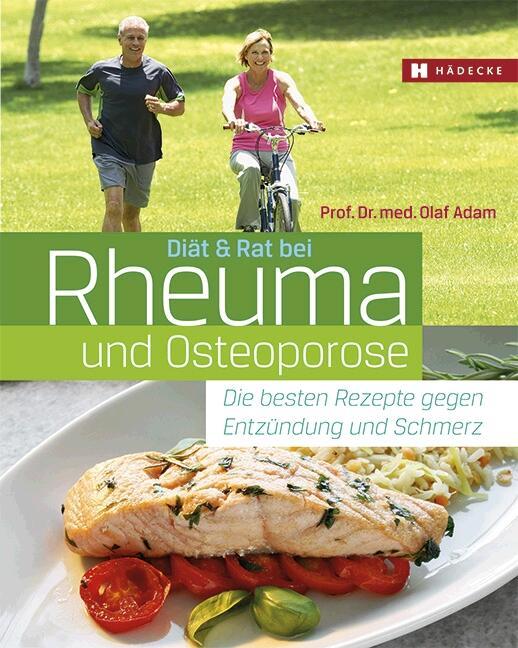 Cover-Bild Diät & Rat bei Rheuma und Osteoporose