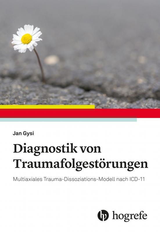 Cover-Bild Diagnostik von Traumafolgestörungen